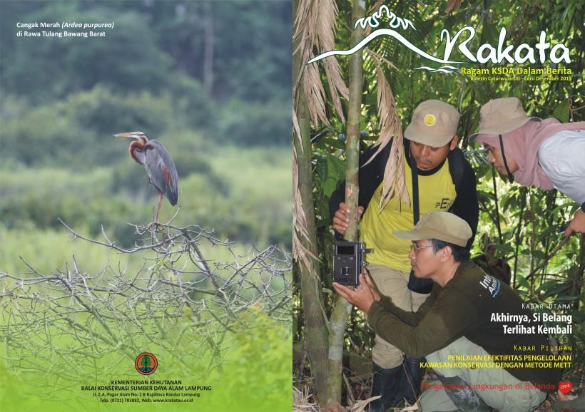 cover buletin edisi desember